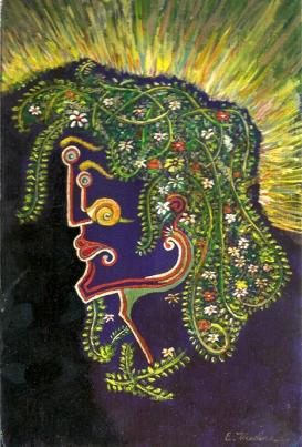 El espíritu del ajrdín-Arnulba - 2